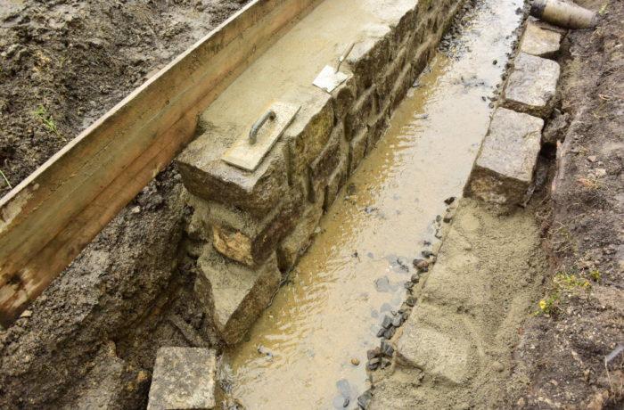 Oprava koryta vodního toku Liberec